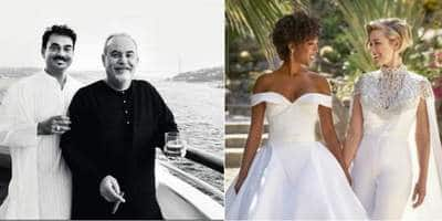 12 Hollywood/ Bollywood Same Sex Couples Who Went Against The World And Tied The Knot