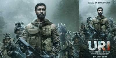 Uri Review : Aditya Dhar's Uri-The Surgial Strike Ensures 2019 Gets A Humongous Start At The Movies