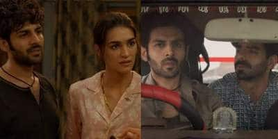 WATCH: Kartik Aaryan and Kriti Sanon's Luka Chuppi Trailer Promises A Hilarious Journey Of A Live-In Couple!