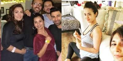 TV Celebs Who Will Be Mommies In The First Half Of 2019!