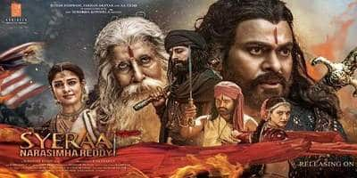 Syeraa Narsimha Reddy Movie Review: Chiranjeevi Is All Pervading In The Film, He Is Magnanimous!