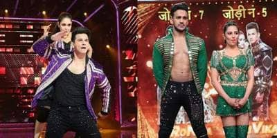 Nach Baliye 9: Choreographers Boycott Show After Judge Ahmed Khan's Comments On Anita-Rohit And Prince-Yuvika's Face Off