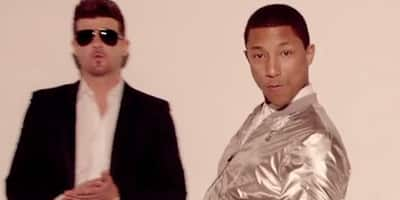 Singer Pharrell Williams Embarrassed By His 2013 Song 'Blurred Lines' Says He'll Never Sing It Again