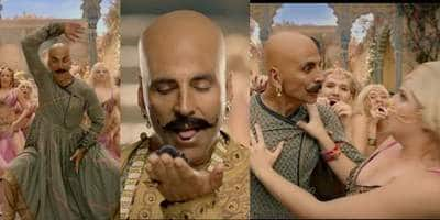 Housefull 4 Song Bala: Akshay Kumar Goes Crazy To The Extent Of Licking Tarantulas And Trying To Forcibly Kiss!