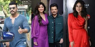 Spotted: Kareena Kapoor's Radio Show Turns Into A Star Studded Affair, Anil Kapoor-Shilpa Shetty Have A Reunion
