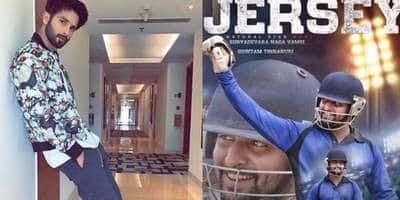 Confirmed: Shahid Kapoor To Star In The Bollywood Remake Of The Telugu Hit 'Jersey', To Release In August 2020