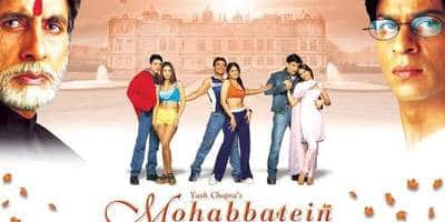 Mohabbatein Could Have Been Priyanka Chopra's Debut, Sridevi And Sachin Tendulkar Could Have Also Been A Part Of The Film