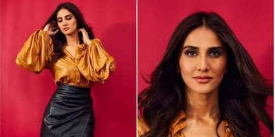 Vaani Kapoor's Glam Diva Look Is Perfect For Bringing Out Your Inner Fashion Goddess