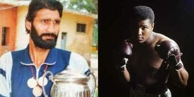 Kaur Singh The Only Indian Boxer To Ever Fight The Legendary Muhammad Ali To Get A Biopic
