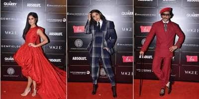 Vogue Women Of The Year Awards 2019: Desi Divas And International Icons Come Together To Celebrate Excellence In Style