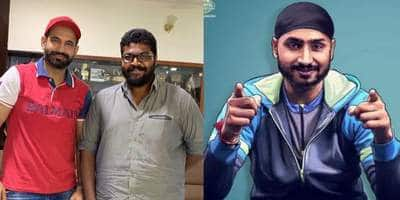 Cricketers Harbhajan Singh And Irfan Pathan All Set To Act In Tamil Films Dikkiloona And Vikram 58 Respectively