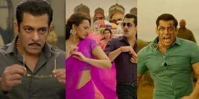 Dabangg 3 Trailer: Salman Khan Aka Chulbul Not Only Goes Shirtless, But Also Drops His Pants!