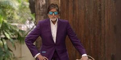 Amitabh Bachchan Turns 77, Team Chehre Pays A Worthy Tribute To The Superstar, Reveal His Look From The Film