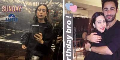 Here's How To Get Karisma Kapoor's Casual Meets Glam Look