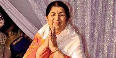 Lata Mangeshkar Admitted To The ICU After Complains Of Breathing Difficulty, Family Says Will Be Discharged Soon