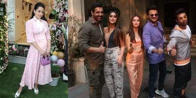 Pagalpanti Cast Promotes Film In Style