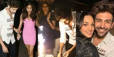 Kartik Aaryan Birthday Bash: The Actor Parties The Night Away With Co-Stars Kiara Advani, Janhvi Kapoor, Ananya Pandey; See Pictures