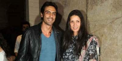 Arjun Rampal And Mehr Jessia End 21 Years Of Marriage As The Court Grants Divorce By Mutual Consent