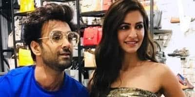 Rumoured Couple Pulkit Samrat And Kriti Kharbanda Try Pole Dancing, Actress Wants To Know Who is Better?