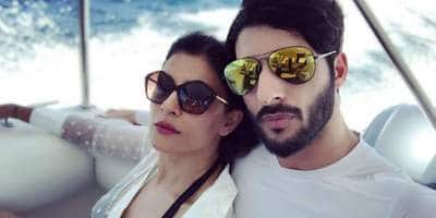 Rohman Pens A Romantic Note On Sushmita's Birthday