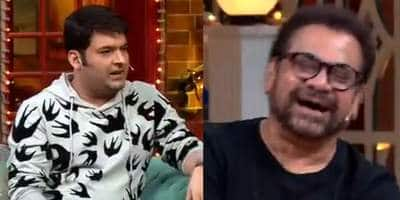 Kapil Sharma Asks Anees Bazmee What Dirt He Has On Stars Like Salman, Ajay And Akshay That They Agree To Do A Film In Five Minutes