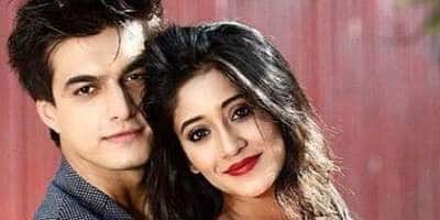 Ex Lovers Shivangi Joshi And Mohsin Khan Get Separate Vanity Vans After Sharing The Same Van For All These Years