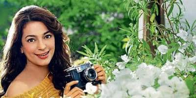 Juhi Chawla: 'I Would Think That The Sky Is Going To Fall Down If My Film Didn't Work'