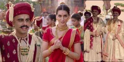Watch: Panipat's Mard Maratha Song Is All About The Maratha 'Aan Baan Shaan'!