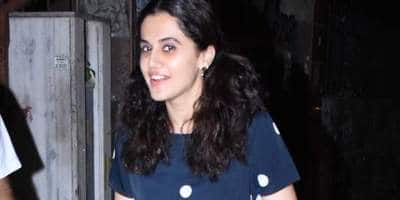 Taapsee Pannu Feels Harsh Varrdhan Kapoor Wouldn't Have Gotten A Second Film With His Parents' Support