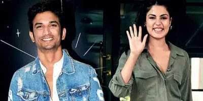 Sushant Singh Rajput Leaves His Building To Live In With Alleged Girlfriend Rhea Chakraborty