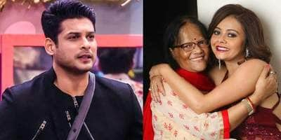 Bigg Boss 13: Devoleena Bhattacharjee's Mother Apologises To Siddharth Shukla For Her Daughter Calling Him A 'Psycho'