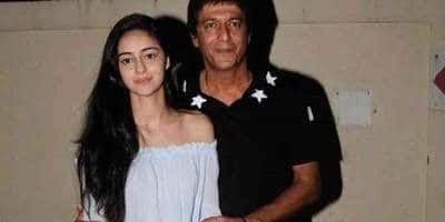 Chunkey Pandey Defends Daughter Ananya Panday On Iron Man Controversy