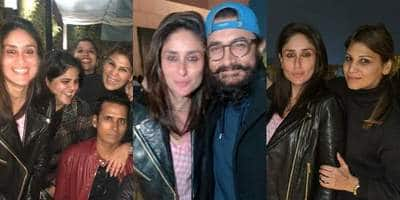 Laal Singh Chaddha: Aamir Khan, Kareena Kapoor And Other Kick Start The Schedule With 'Chill-y' Party