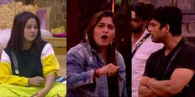 Bigg Boss 13 Preview: Sidharth Shukla And Arti Singh Get Into A Fight, Shehnaaz Calls Herself 'Characterless'!
