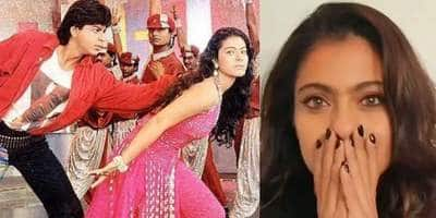26 Years Of Baazigar: Kajol Points Out Mistake In 'Kaali Kaali Aankhein' Lyrics Writes 'Oops! Still Don't Have Black Eyes'