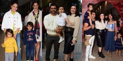Sachin Joshi And Urvashi Sharma Celebrate Son's Birthday, Genelia D'Souza, Karanveer Bohra Attend With Their Kids!