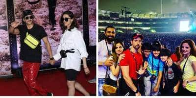 From Ranveer-Deepika To Hrithik And Suzanne, Bollywood Grooves To The Madness Of U2's Mumbai Concert