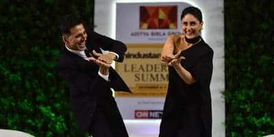 HTLS 2019: Kareena Kapoor Reveals Akshay Kumar Was The First Friend To Know She Was In Love With Saif, The Actor Has Hilarious Response