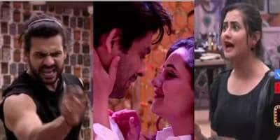 Big Boss 13 Preview: Sidharth Is Sent To The Hospital, Vishal And Rashami Desai Fight Over The Latter's Video!