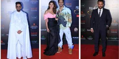 Glamour And Style Awards 2019: From Alia And Varun's Cute Red Carpet Banter To Ayushmann's Cape Moment, It Was Surely A Night To Remember!