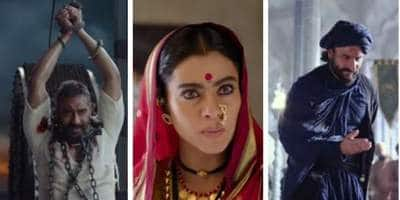 Tanhaji: The Unsung Warrior Trailer 2: Kajol And Saif Ali Khan Get More Screen Time As Things Get More Intense For Ajay Devgn