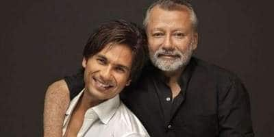 Pankaj Kapur Joins Son Shahid Kapoor In The Jersey Remake, Will Play His Mentor In The Film!