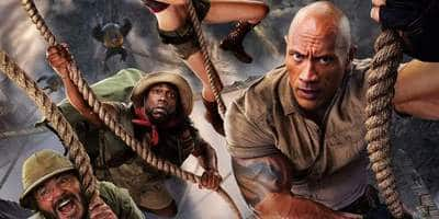Jumanji The Next Level Movie Review: A Great Cast Pulls Jumanji Above Its Bloated Screenplay
