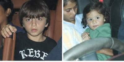 Rani Mukerji's Daughter Adira Chopra Celebrates Her 4th Birthday, AbRam, Yash, Roohi And Other Star Kids Attend The Bash