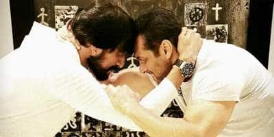 Salman Khan Gifts Dabangg 3 Co-Star Kichcha Sudeep A Possession He Never Thought He Would Part And It's Priceless