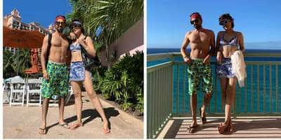 Ayushmann Khurrana And Tahira Kashyap Soaking Up The Sun In The Bahamas Might Just Warm You Up A Little