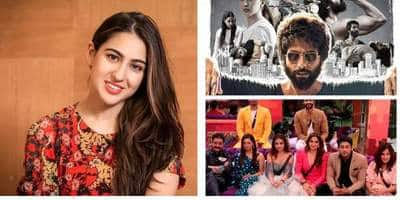Sara Ali Khan Ranks 6th, Kabir Singh And Bigg Boss Follow Suit On Pakistan's Google Most Searched List