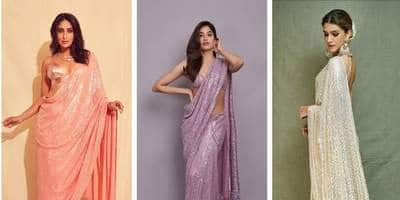 From Kareena Kapoor To Kriti Sanon, This Is The Saree That Every Bollywood Diva Is Obsessing Over
