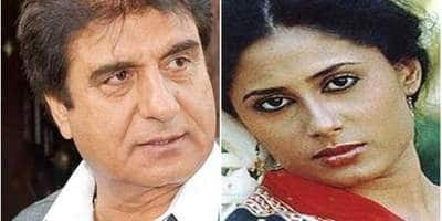 Raj Babbar Remembers Wife Smita Patil On Death Anniversary: 'Today Decades Ago, You Went Away Silently'