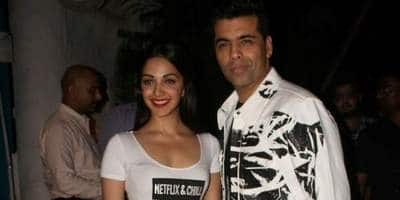 Kiara Advani Wants Karan Johar To Make A Comedy Film